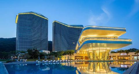 阳江海陵岛北洛秘境度假酒店(网红度假酒店~首创独家高空临海100米30