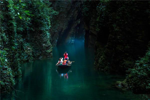 湖北恩施-鹤峰屏山峡谷旅游攻略-官方攻略-二天游