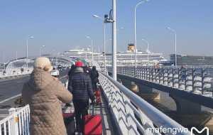 【长崎图片】歌诗达赛琳娜号邮轮--Tarvel to Nagoyaki