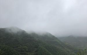 【成县图片】雨中的印记