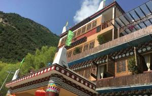 【四川图片】清明自驾金川县去丹巴藏寨
