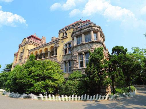 青岛北九水风景区别墅