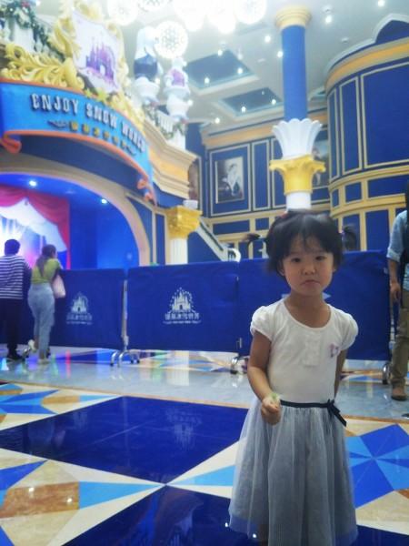 童话的世界,冰雪的王国 郑州银基冰雪大世界