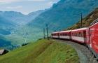 瑞士 铁路通票 欧铁Swiss pass电子票(一/二等舱+连续票/灵活票+3/4/8/15天可选)