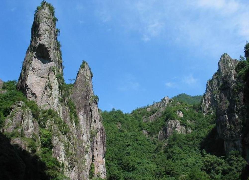 温州雁荡山风景区