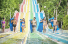 芽庄珍珠岛游乐园门票·一票通玩·可定当日急单·跨海缆车·海上的迪尼斯(专车接送+时间自由+快速出票)