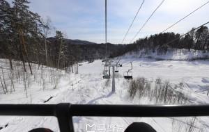 俄罗斯娱乐-伊斯特兰滑雪场