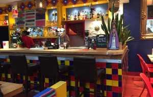 英国美食-Cheeky Chicos Mexican Bar & Restaurant