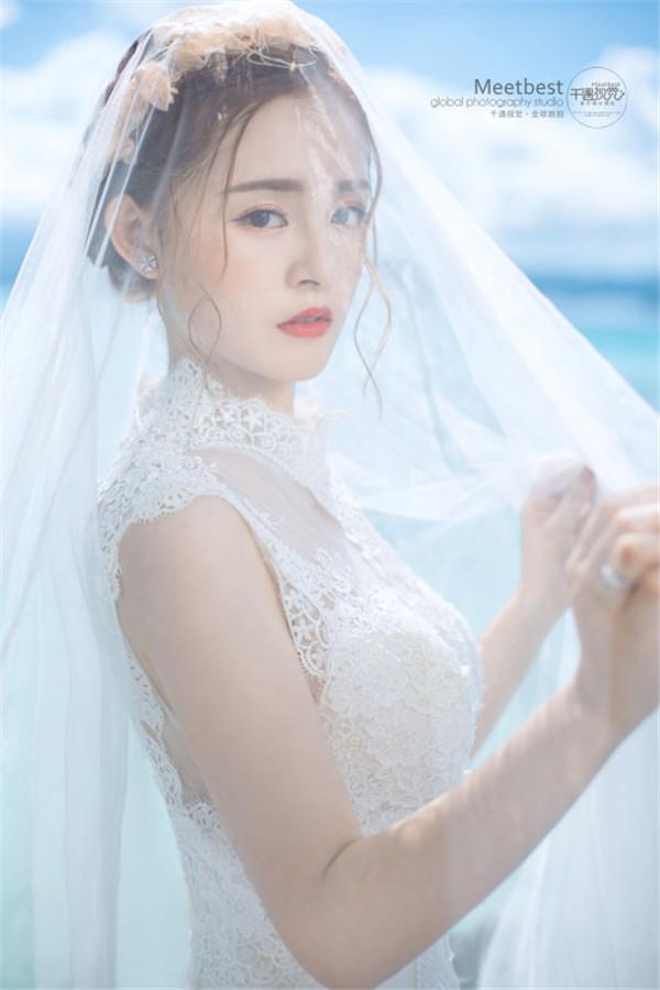 美娜多婚纱照_美娜多
