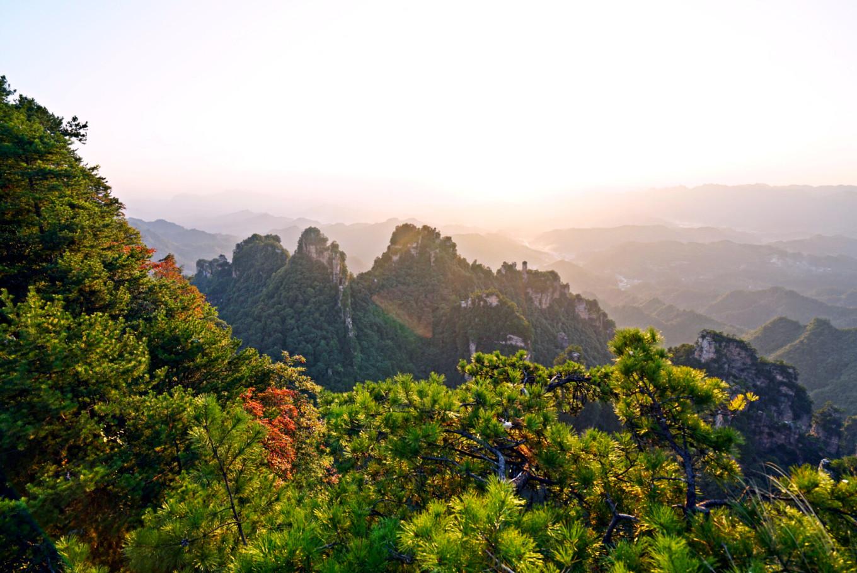 张家界森林公园,天门山,凤凰五日游最佳攻略