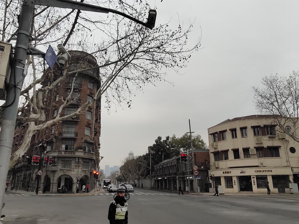 上海,武康路