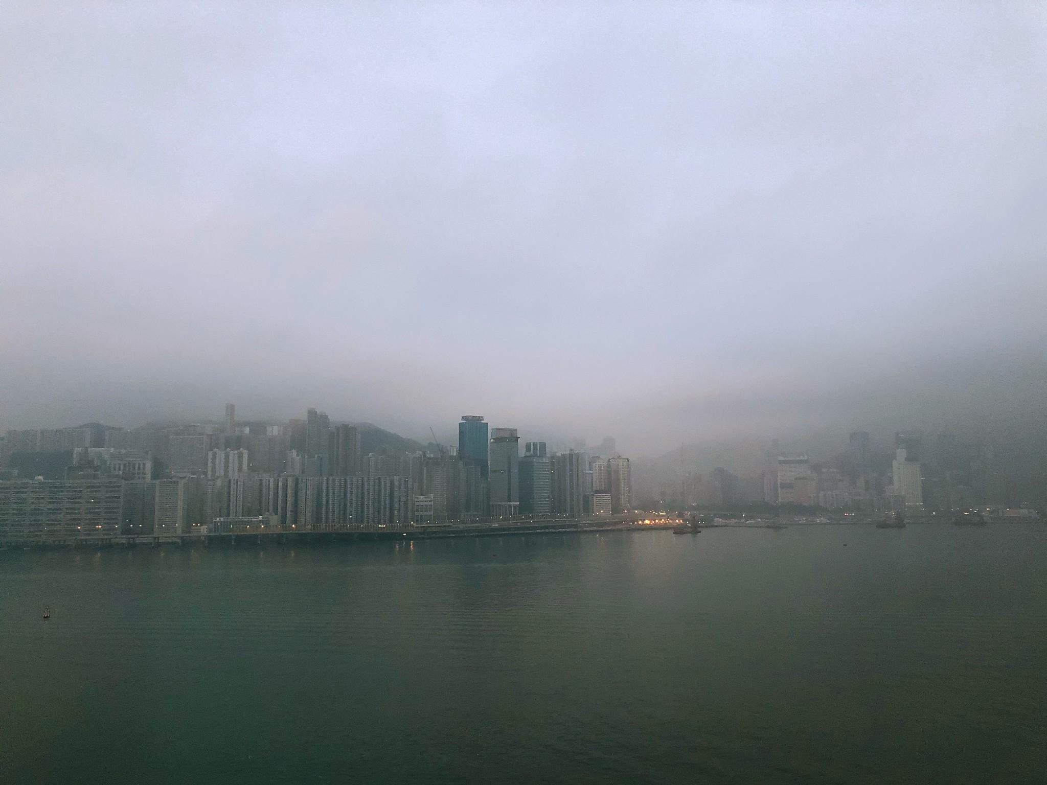 匆匆忙忙——香港4日之旅