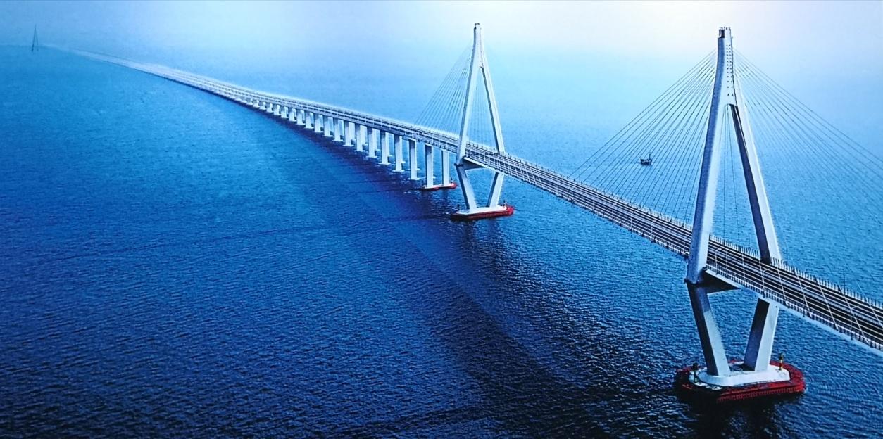 杭州湾v大桥大桥之攻略一洲海天前任利润图片
