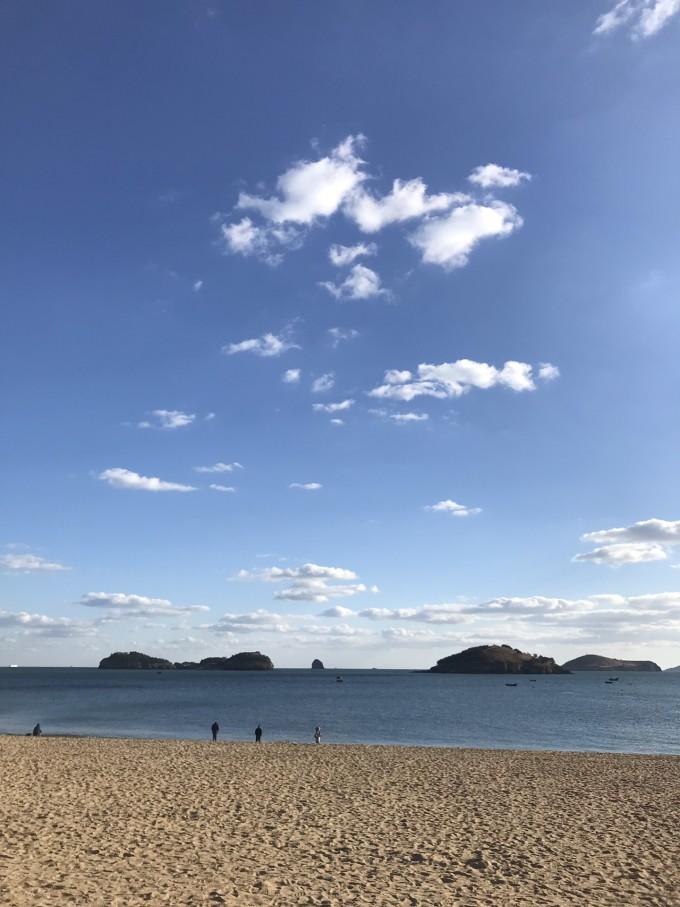 连云港青岛烟台蓬莱大连7 天自驾游,烟台旅游攻略