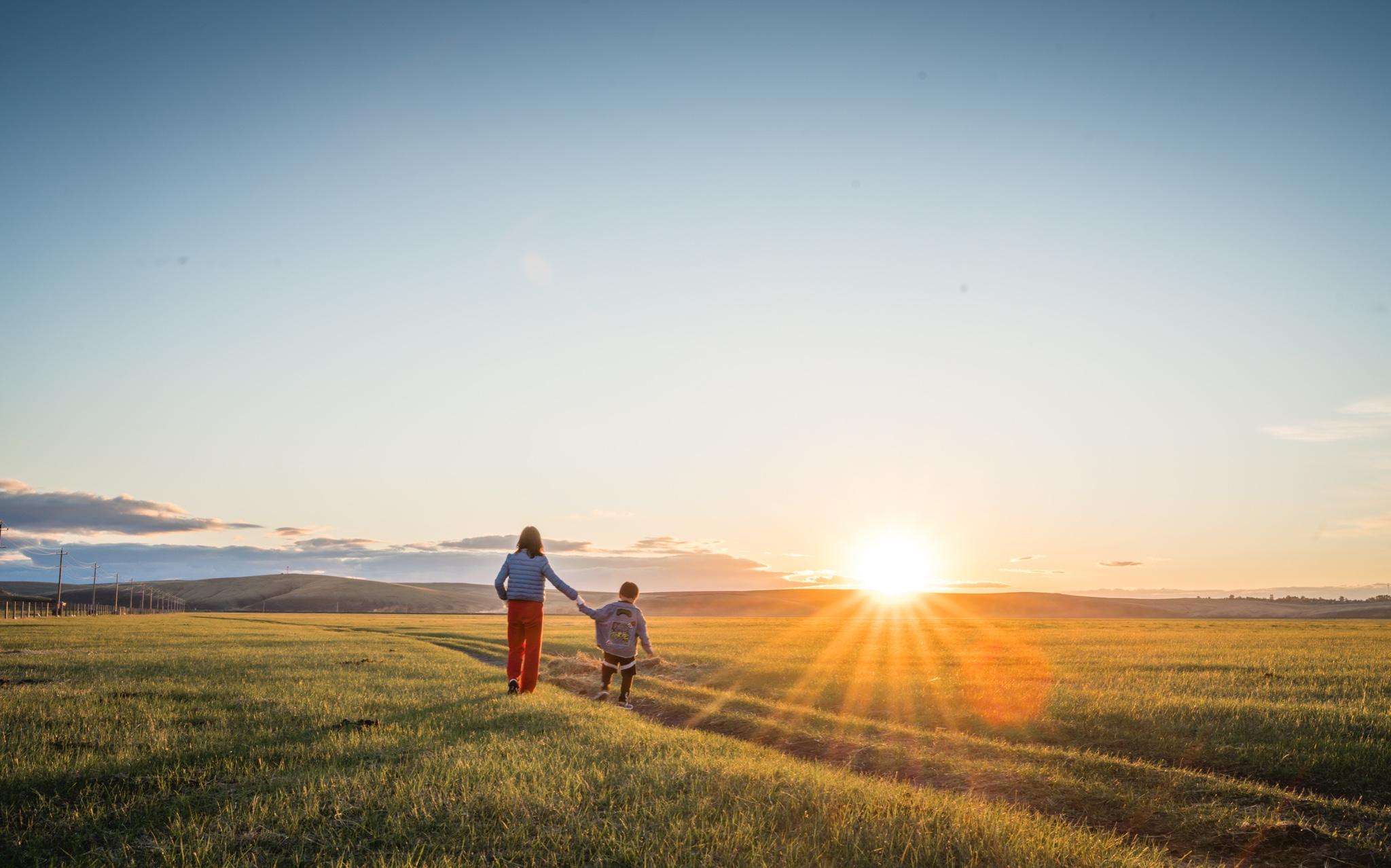 《亲子游呼伦贝尔大草原》旅行快乐@呼伦贝尔大草