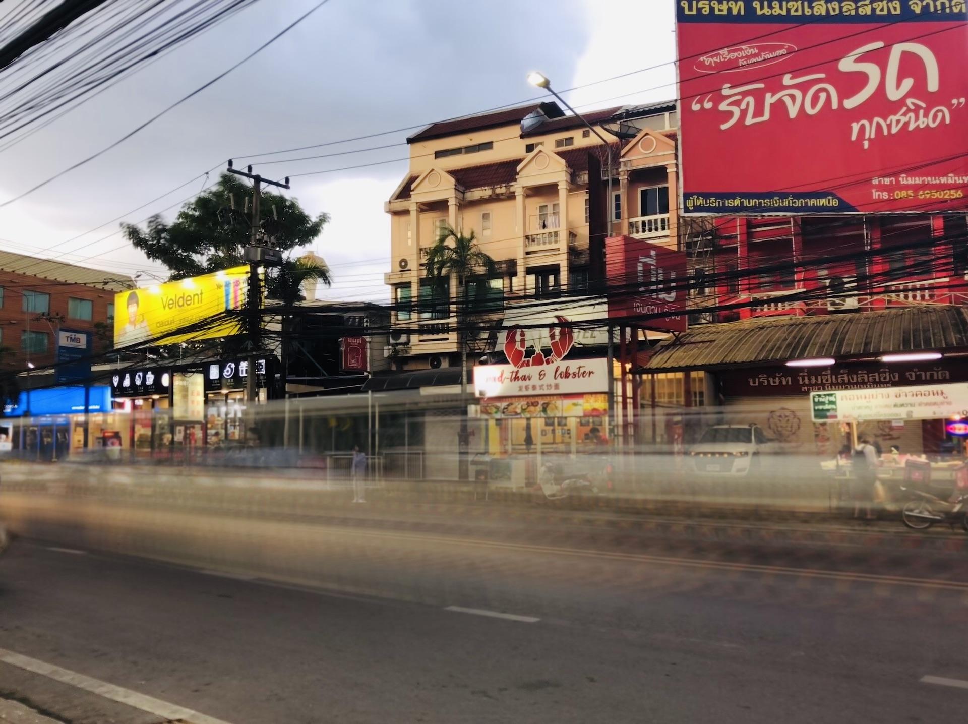 泰国/清迈  宁曼路/清迈夜市