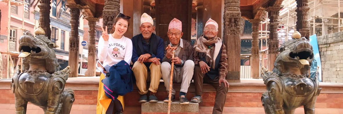 行走在众神的国度——尼泊尔徒步之旅,尼泊尔自助游攻略_游记