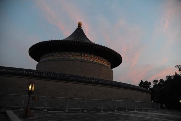 天坛,京城遗留古建瑰宝之一 天坛游记图片