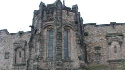 爱丁堡景点-圣玛格丽特礼拜堂(St. Margaret's Chapel)
