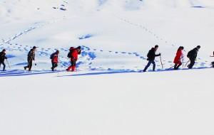 【石河子图片】新年伊始,我们与雪山做伴!