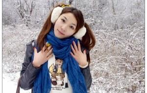 【海螺沟图片】2012,2,26~,3,1四川海螺沟 这个冬天不再冷