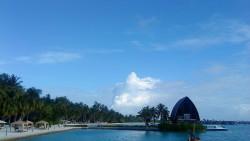 马尔代夫景点-香格里拉岛(Shangri-La's)