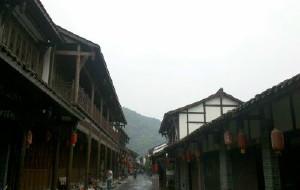 【街子古镇图片】街子古镇、青城后山二日游