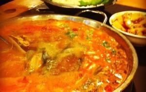 贵州美食-老凯里酸汤鱼(宅吉店)