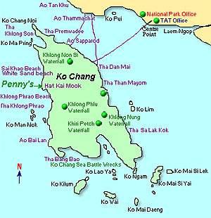 作为泰国的第二大岛,在中国,象岛(ko chang)并没有普吉岛,苏梅岛等地