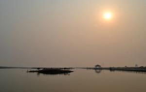 【东营图片】周末黄河口湿地休闲游