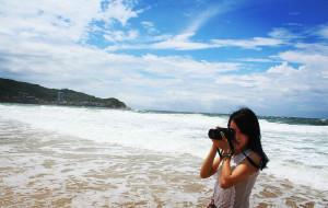 【海陵岛图片】2013年7月,阳江海陵岛之碧海蓝天