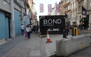 英国购物-邦德街