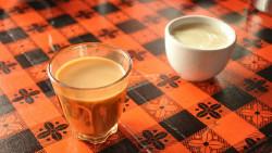 拉萨美食-德吉甜茶馆