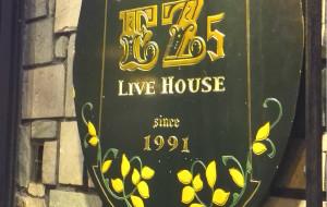 台北娱乐-EZ5 live house音乐餐厅
