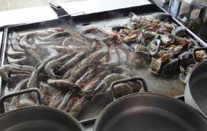 关岛美食-凯悦海鲜BBQ自助餐