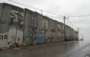 【巴勒斯坦图片】巴勒斯坦:隔离墙的那一边