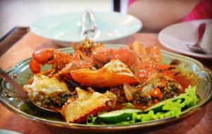 巴厘岛美食-蟹蟹大家(茉莉芳香大厦店)