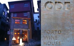 波尔图美食-ODE Porto Wine House