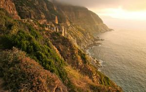 【开普敦图片】在南非独自等待世界末日
