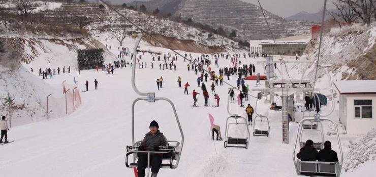 天津盘山滑雪场(直通车)