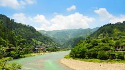 黔东南景点-季刀苗寨