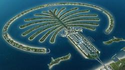 迪拜景点-朱美拉棕榈岛(The Palm Jumeirah)