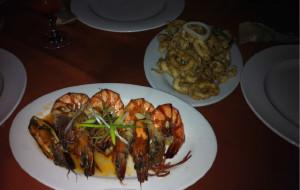 薄荷岛美食-Alona Beach Pyramid Resort Restaurant