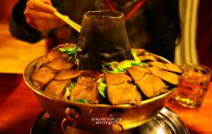 香格里拉美食-热贡艺人阁