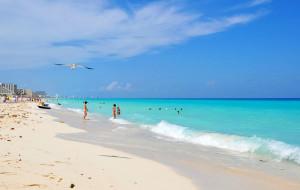 【坎昆图片】梦幻加勒比,彩虹下的坎昆