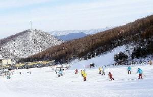 内蒙古娱乐-美林谷滑雪场