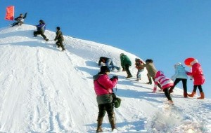 呼伦贝尔娱乐-牙克石凤凰山滑雪场