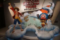 日本12天尝鲜行之—东京,一次短暂的驻足+海贼王主题乐园