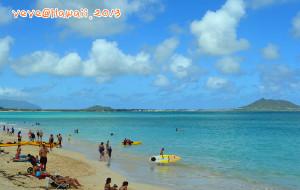 夏威夷娱乐-卡鲁瓦海滩