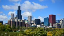 芝加哥景点-威利斯大厦(Willis Tower)